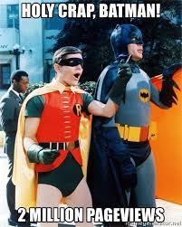 Batman And Robin Meme Generator - holy batman meme generator mne vse pohuj