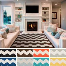 Laminate Floor Rugs Living Room Laminate Floor Mixed With White Cabinet And Yellow