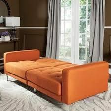 Futon Sofa Walmart by Inroom Designs Klik Klak Convertible Sofa With Metal Frame