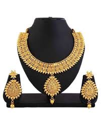 new gold set new indian and artificial jewelry designs modern chic