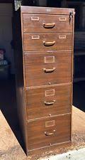Library File Cabinet Steel Antique File Cabinets Ebay