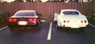 two corvettes corvette cars help meet gm authority