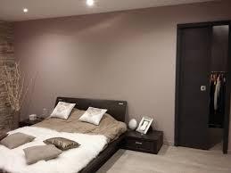 chambre adulte taupe couleur peinture chambre adulte
