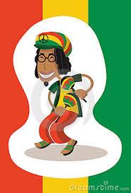 Reggae Meme - make meme with reggae dancing clipart
