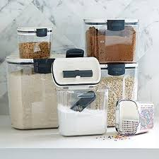 food canisters kitchen food storage containers airtight storage glass food storage the