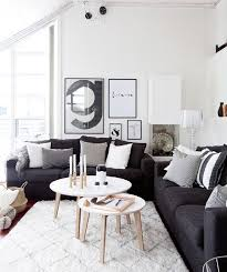 Contemporary Dark Grey Couch In Living Room Sofa Ideas Best 10