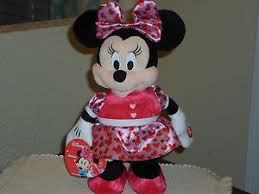 minnie mouse s day s day disney minnie mouse animated musical plush