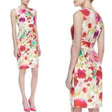 ny dress kate spade ny 398 women s bowden multi floral watercolor sheath