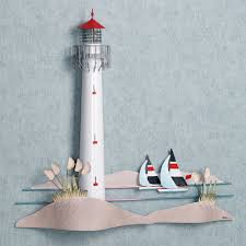 Lighthouse Bathroom Decor by Coastal Wall Art Touch Of Class
