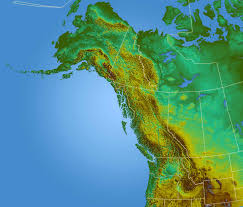 Map Of Pacific Ne Pacific Coast U2022 Mapsof Net
