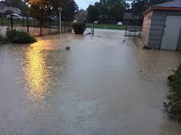 Illinois Flooding Map by July 12 2017 Heavy Rain U0026 Flash Flooding Impact Far Northeast