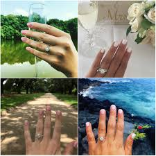 7 steps to the perfect wedding manicure the pink bride