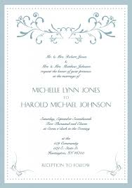 reception invitation wording reception invitation wording after wedding