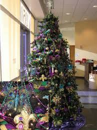 mardi gras tree decorations 16 best mardi gras christmas images on christmas tree