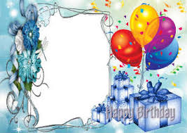 free birthday cards free birthday cards and frames with your photo