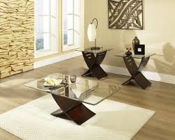 Table Set For Living Room Glass Living Room Furniture For The Solution American