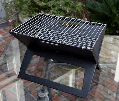 amazon com fire sense notebook charcoal grill garden u0026 outdoor