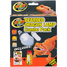 Zoo Lights Schedule by Zoo Med Bearded Dragon Lamp Combo Pack Petco