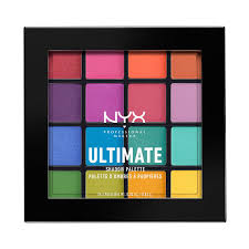 ultimate shadow palette nyx professional makeup