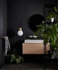 best 25 black bathrooms ideas on pinterest black powder room
