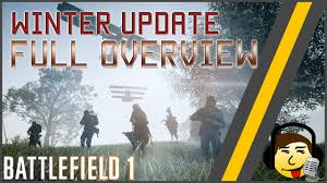 martini winter bf1 winter update full overview martini buff gas nerf