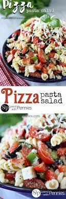 cold salads pizza pasta salad spend with pennies