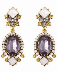 danglers earings buy danglers earrings online chandelier tassel drop