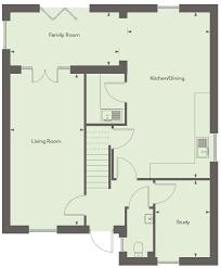 Typical House Floor Plan Dimensions Curo Drew U0027s Meadow