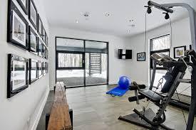 in home gym design home gym contemporary with gym decor rustic