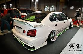 1998 gs300 bagged on 20 326 power styling karin intruder pinterest