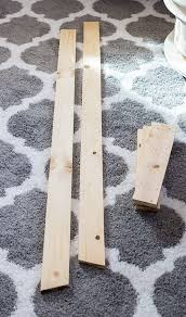 diy blanket diy blanket ladder under 10 domestically speaking