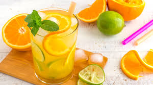 mango mojito recipe quick cuban orange mojito recipe happyfoods youtube