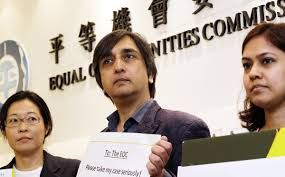 racism is rife in hong kong and the equal opportunities commission