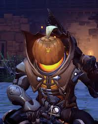 reaper background overwatch halloween overwatch reaper pumpkin face image gallery hcpr