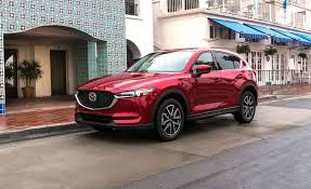 mazda lineup 2017 2017 mazda cx 5 first drive review car and driver