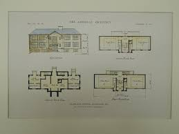 floor plans for the glendale in glendale mo 1915 william