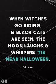 Halloween Poems About Witches 20 Spooky Halloween Quotes Best Halloween Sayings