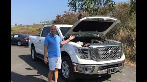 nissan titan diesel youtube review 2017 nissan titan xd cummins diesel in 3 minutes you u0027ll