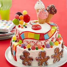 candyland birthday cake candyland birthday cake recipepinch recipes