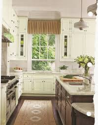 small kitchen window treatments hgtv pictures ideas design with