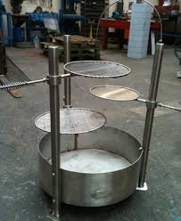 Stainless Steel Firepit Stainless Steel Barbeque Grills Pits Uk Made