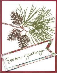 280 best stin up ornamental pine images on