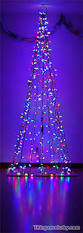 Outdoor Christmas Tree Made Of Lights by The 25 Best Alternative Christmas Tree Ideas On Pinterest Xmas