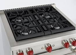 Wolf Drop In Cooktop Wolf Gr304 30 Inch Gas Freestanding Range With Sealed Burner