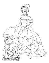 coloring pages surprising halloween coloring pages disney