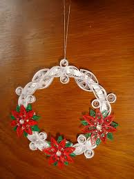 Cheap Christmas Decorations Adelaide by 180 Best Quilling Christmas Poinsettias Images On Pinterest