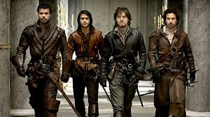 one the musketeers series 1