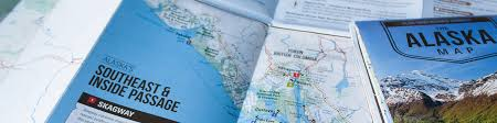 trip map alaska maps plan the trip with our highway and trail maps