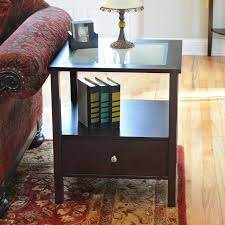 glass top end table with drawer espresso 13 best coffee table images on pinterest coffee tables living
