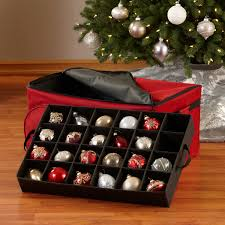 3 tray ornament storage bag